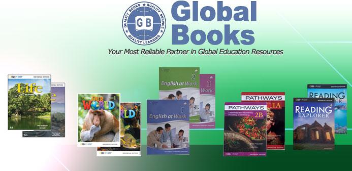 Global Books Indonesia - Welcome