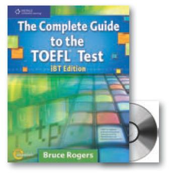 Heinle's complete guide to the toefl test, cbt edition: bruce.